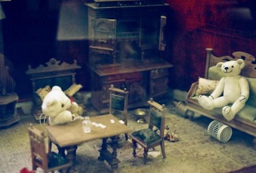 El Museo de Juguetes en Bruselas