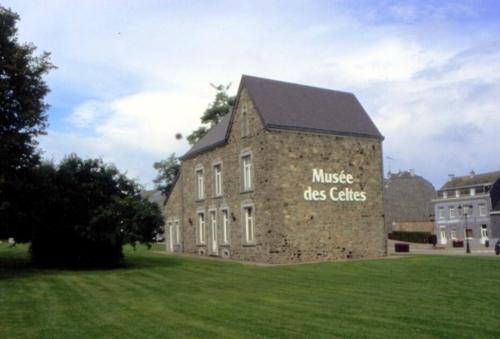 El Museo Celta, en Libramont