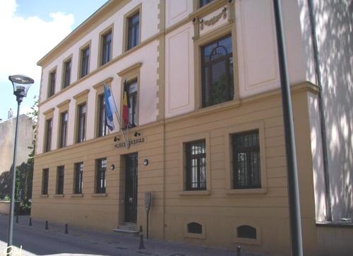 Museo de Jean-Marie Gaspar, en Arlon