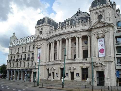 La Ópera de Vlaamse, en Amberes
