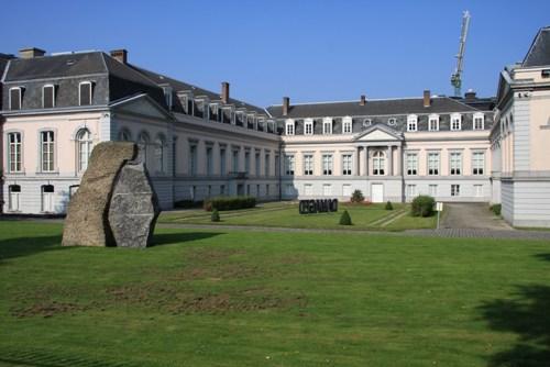 El Palacio de Egmont, en Bruselas