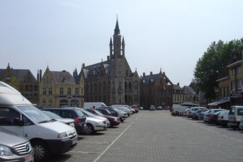Poperinge, la ciudad del lúpulo en Bélgica