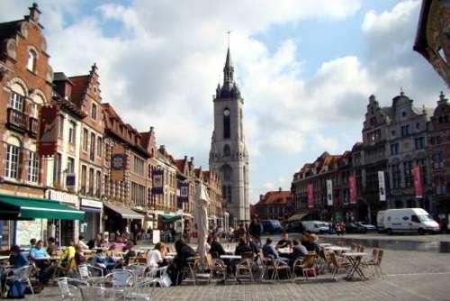 Qué ver en Tournai