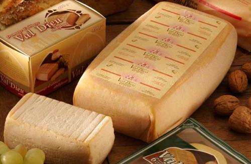 El queso de Herve, un clásico belga