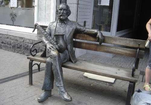Dinant y su homenaje a Adolphe Sax