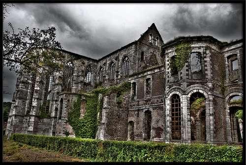 Abadia de Aulne