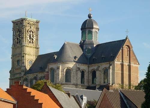 La Abadía de Grimbergen, cultura en Brabante