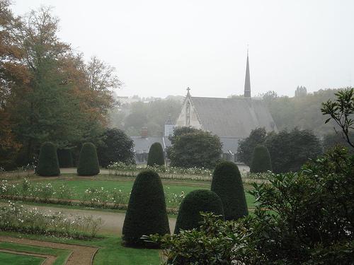 La Abadía de la Cambre en Bruselas