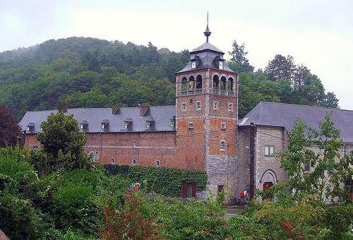 La Abadía de Notre Dame de Leffe en Dinant