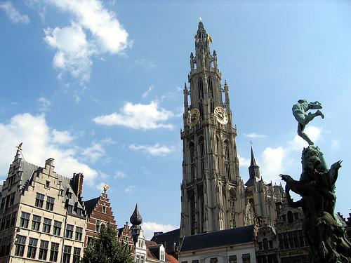 Historia de Amberes, la ciudad más hermosa de la Edad Media
