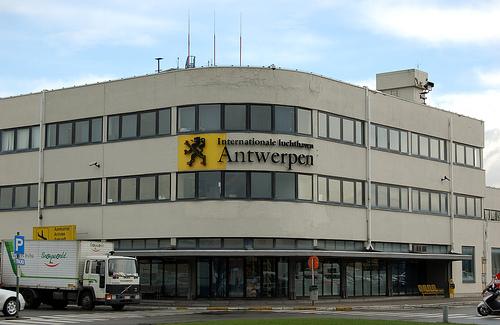 Aeropuerto de Amberes