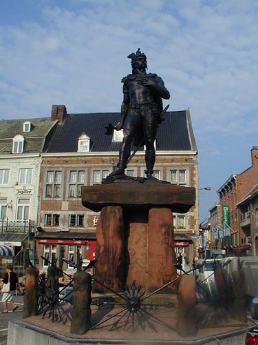Ambiorix, la Guerra de las Galias en Bélgica