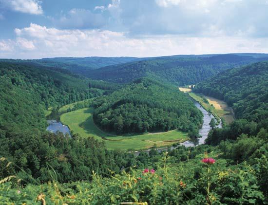 Las Ardenas, el corazón verde de la Europa Central