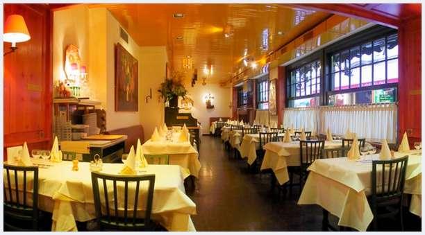 Restaurante Aux Armes de Bruselas