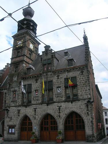 El Ayuntamiento de Binche