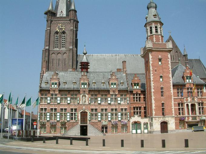 Ayuntamiento de Eeklo