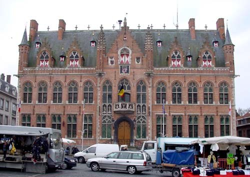 El Ayuntamiento de Mouscron