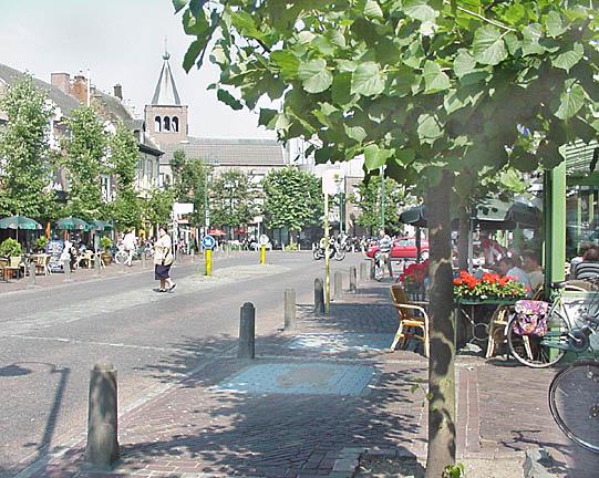 Baarle Hertog, la ciudad de dos países