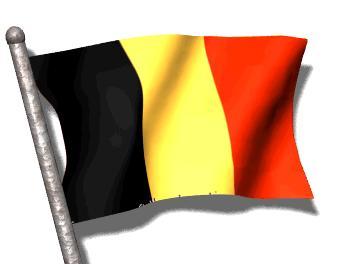 Historia de la bandera de Bélgica