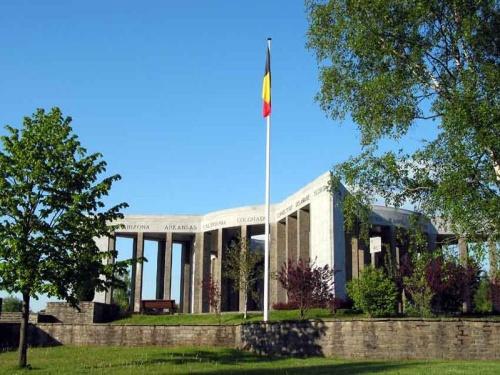 Monumento Mardasson, homenaje en Bastoña