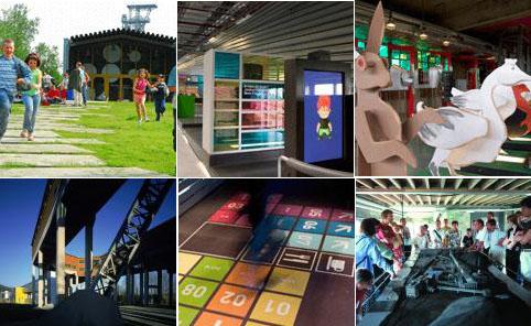 Visitar el Parque de aventuras científicas en Mons