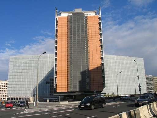 El Edificio Berlaymont en Bruselas