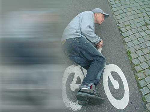 Instrucciones para alquilar una bicicleta