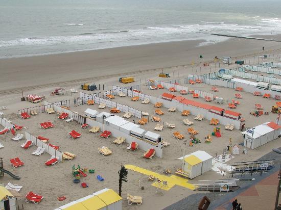 Blankenberge, la playa mas turística de Bélgica