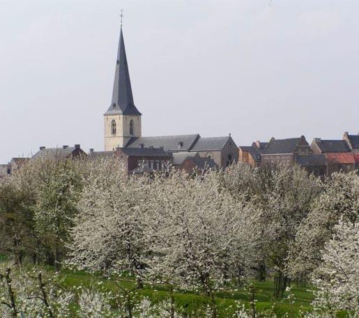Borgloon, el silencio del tiempo en Limburgo
