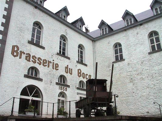 Brasserie du Bocq, cerveza tradicional belga