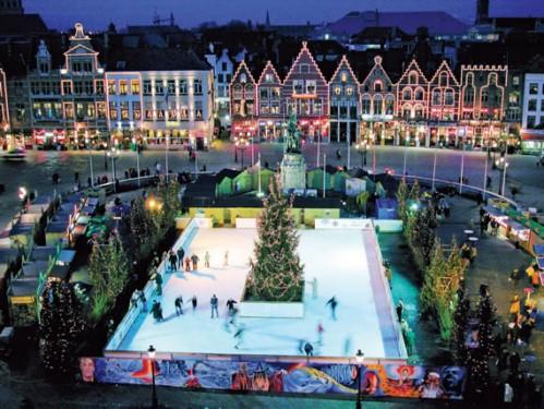 Mercadillos navideños 2010 en Flandes