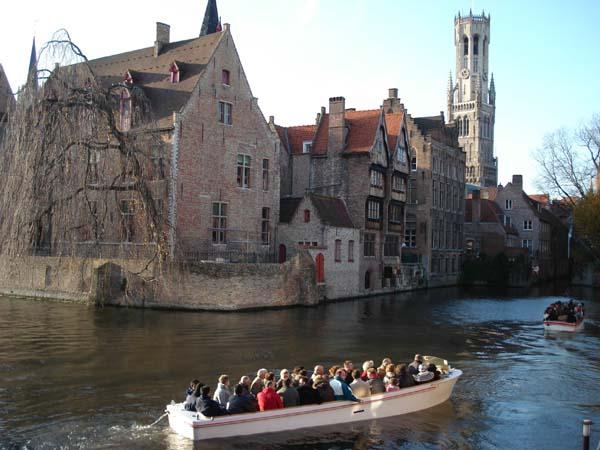 Bélgica, algo más que chocolate y goffres