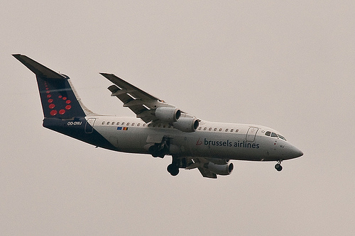 Vuelos a Bruselas desde Madrid con Brussels Airlines