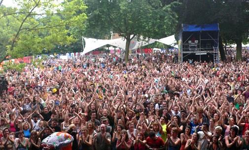 Cactus Festival 2010 en Brujas
