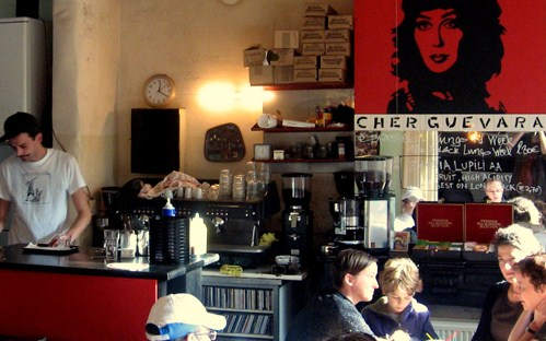Caffenation, la mejor cafetería de Amberes