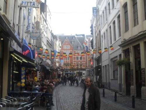 Un día en Bruselas, turismo y cerveza