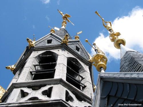 Campanario de Tournai, patrimonio mundial