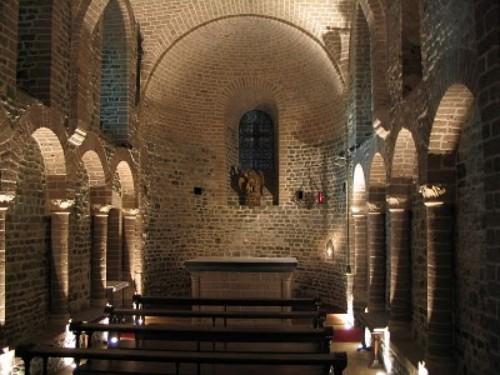 La Capilla de San Basilio en Brujas