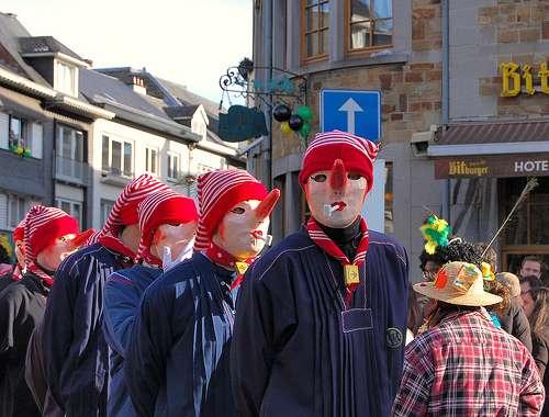 Cwarme o el Carnaval de Malmedy