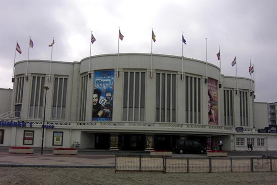 Casinos en Bélgica, azar y diversión