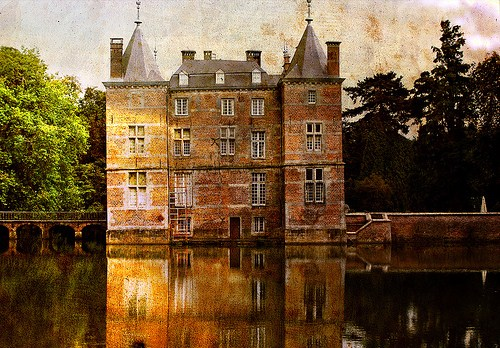 El Castillo de Antoing en Hainaut