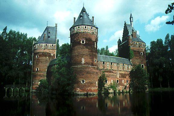 Los mejores castillos y catedrales de Belgica