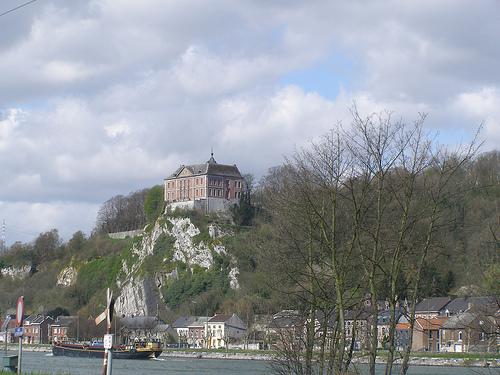 El Castillo de Chokier en Lieja