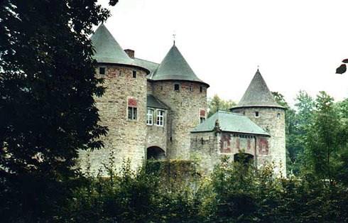 El Castillo de Corroy le Chateau en Gembloux
