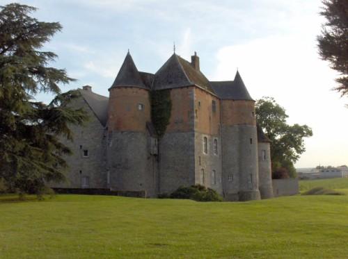 Castillo de Fosteau