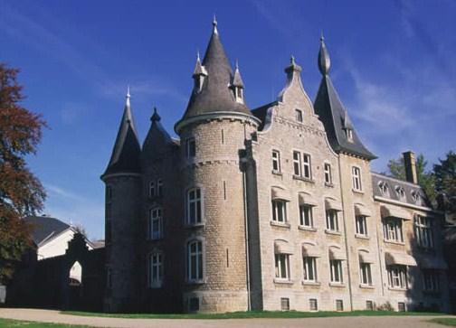 El Castillo de Hassonville, estancia en las Ardenas