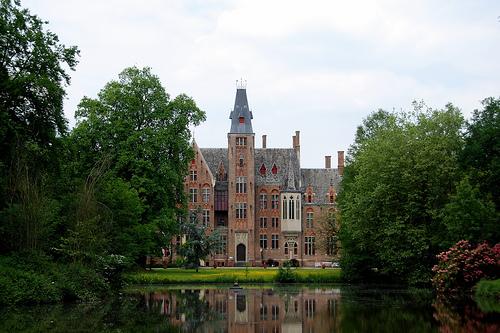 El Castillo de Loppem y sus jardines