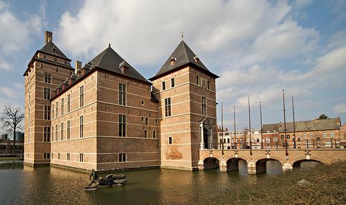 El Castillo de los Duques de Brabante en Turnhout