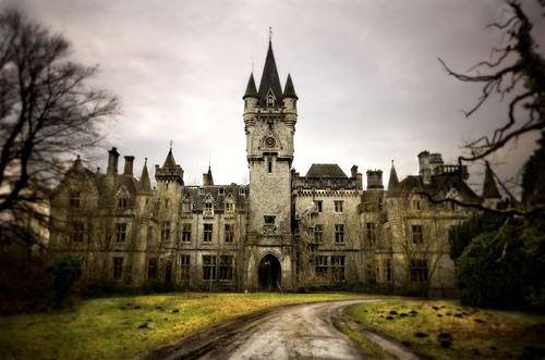 El Castillo de Miranda, castillo encantado en Bélgica