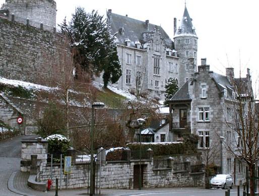 El Castillo de Rochefort, la colina de las batallas